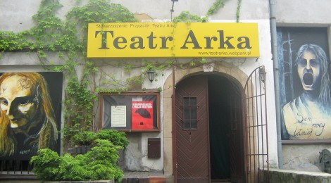 Spektakle z okazji X-lecia Teatru Arka