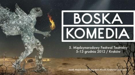 Dodatek festiwalowy: Międzynarodowy Festiwal Teatralny Boska Komedia