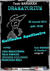 Apollinaire 28 I 2013 - Kopia