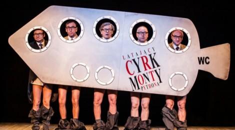 Latający Cyrk Monty Pythona w Rampie
