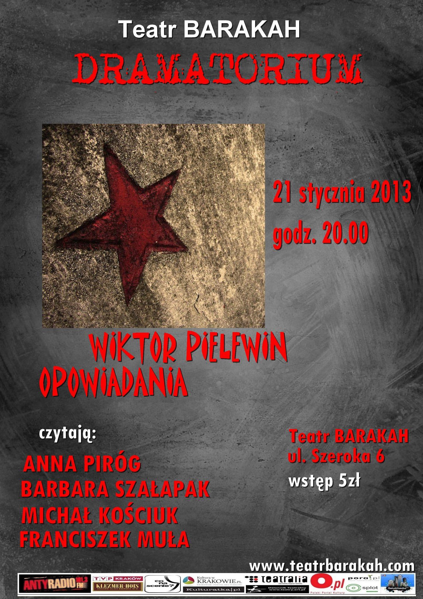 Pielewin 21.I.2013