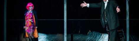 """Fotorelacja z próby do spektaklu """"Ja, Feuerbach"""" w Teatrze Ateneum"""