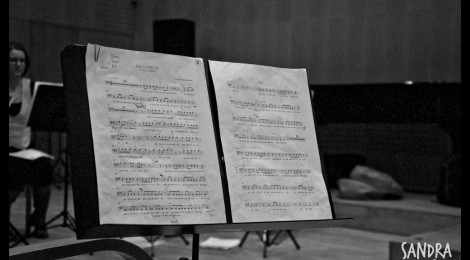 "Fotorelacja z koncertu Gilgamesz"" Teatru Chorea"
