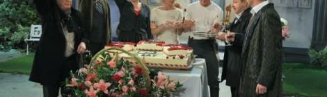 Teatralne birthday party (Trzy razy Fredro)