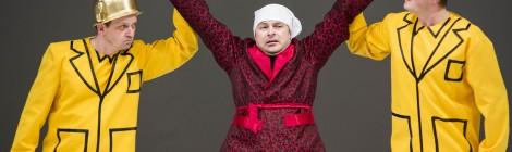 Hipochondria, chciwość i niewinne umizgi w hip-hopowych rytmach, czyli Molier w nowoczesne szaty przyodziany