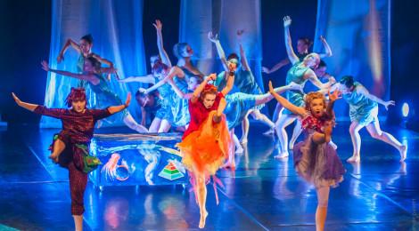 Dzień Dziecka z Teatrem Tańca DF w Nowohuckim Centrum Kultury