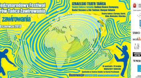 23-30.06.: IX Festiwal Teatrów Tańca Zawirowania