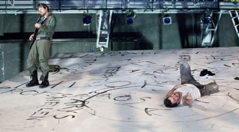 Teatr punktu (Filoktet)