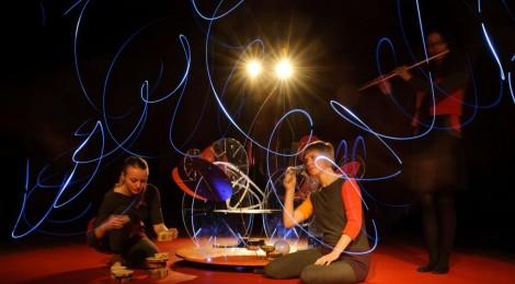 Teatr: po raz pierwszy, po raz drugi… (Sztuka Szuka Malucha)