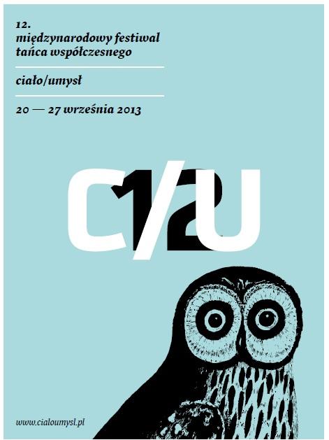 plakat CU 2013