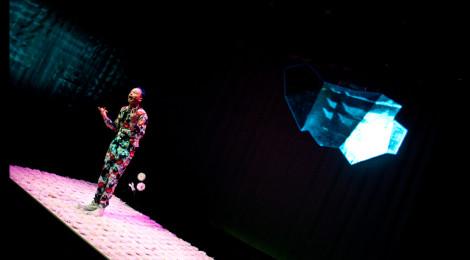 Fotorelacja ze spektaklu Dorian w Teatrze Nowym w Łodzi