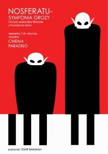 Nosferatu - symfonia grozy (plakat 2)