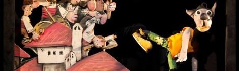 """Prezentacje studenckie – część druga (VII Międzynarodowy Festiwal Szkół Lalkarskich """"Lalka-Nie-Lalka"""")"""