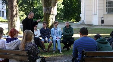 Warsztaty dramatopisarskie w Obrzycku
