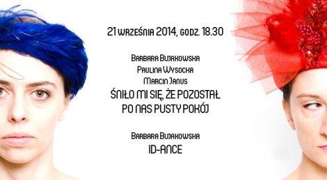 Scena Tańca Współczesnego w Krakowie - kolejne pokazy 21 września