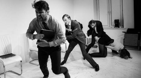 Biuro – dziesiąty krąg piekła (Postrzał)
