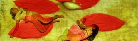 Wkroczyć w iluzję barw (Malowany ogród)