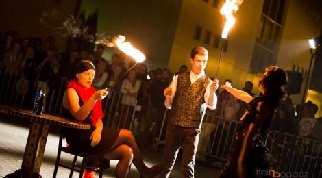 Nie takie strachy straszne (VII Festiwal Nocne Teatralia Strachy w Krośnie)