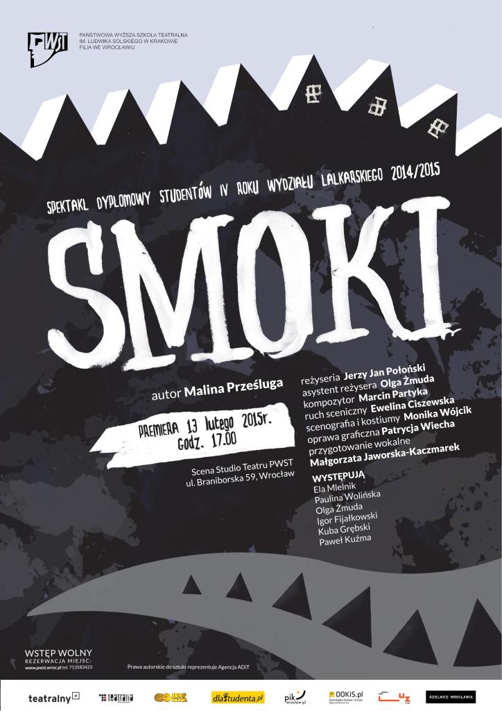 Teatr PWST_Smoki_afisz