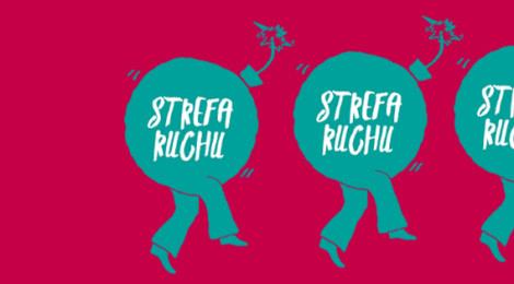 Strefa Ruchu - projekt taneczny dla dzieci i młodzieży we Wrocławiu i Świdnicy