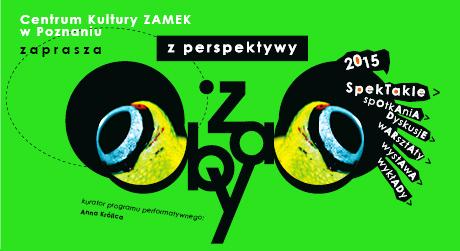 Z perspektywy żaby - interdyscyplinarny program realizowany przez Centrum Kultury Zamek w Poznaniu w 2015r.