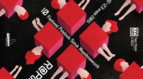 """10. Festiwal Polskich Sztuk Współczesnych R@Port - GAZETA FESTIWALOWA """"FORA NOVA"""""""