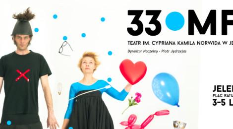 33. Międzynarodowy Festiwal Teatrów Ulicznych w Jeleniej Górze, 3-5 lipca 2015 r.