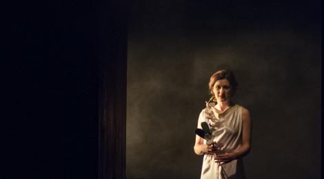 O ulotności spektaklu teatralnego (Juliusz Cezar wierzy w poranek)