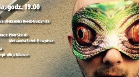 16.04 scena tańca współczesnego w SCKM w Krakowie