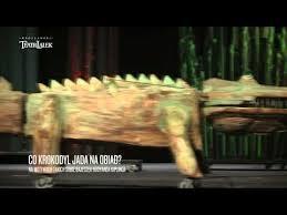 O pradawnych dziejach (Co krokodyl jada na obiad?)