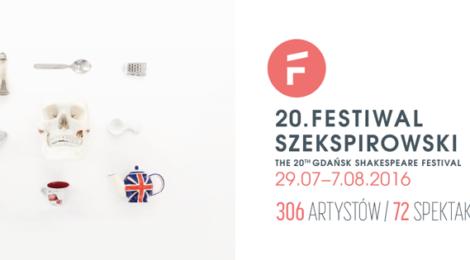 """Gazeta Festiwalowa """"Shakespeare Daily"""" (20. Festiwal Szekspirowski w Gdańsku)"""
