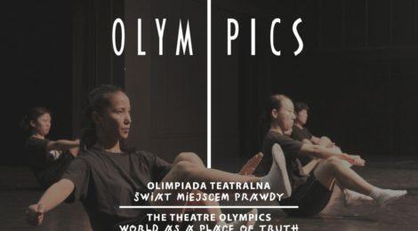 """Olimpiada Teatralna """"Świat miejscem prawdy"""" (14.10-13.11.2016 we Wrocławiu)"""