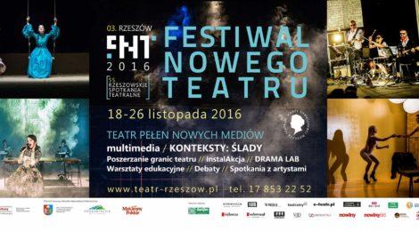 Festiwal Nowego Teatru w Rzeszowie