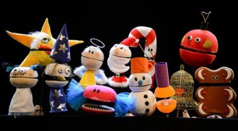 Magiczne święta w Teatrze Miniatura (Magiczne święta Malwiny)