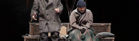Raz, dwa, trzy… bezdomnym zostaniesz Ty (Antygona w Nowym Jorku)