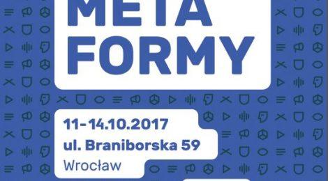 """XII Międzynarodowe Spotkania Szkół Lalkarskich """"METAFORMY"""""""