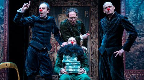 Igraszki z Szekspirem na 20-lecie (Dzieła wszystkie Szekspira (w nieco skróconej wersji))