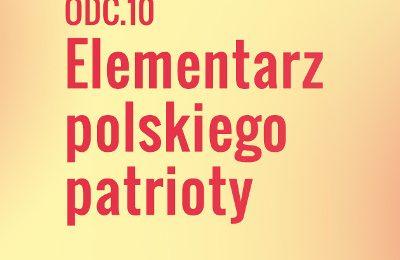 Jubileuszowe Myszy (Elementarz polskiego patrioty)