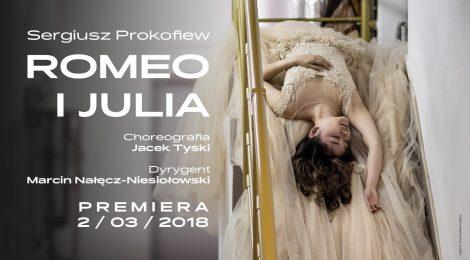 Zakazana miłość w baletowej odsłonie (Romeo i Julia)