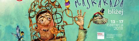 Durszlak teatralny (Międzynarodowy Festiwal Teatrów Ożywionej Formy Maskarada)