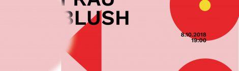"""8.10.2018   Premiera spektaklu """"Frau Blush""""  Centrum Sztuki Tańca w Warszawie"""