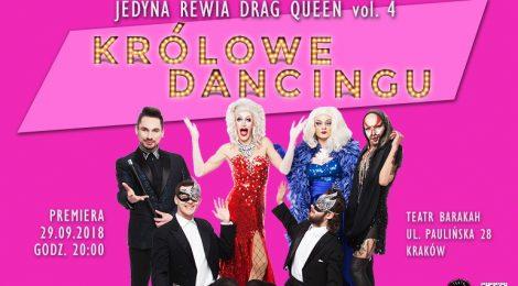 Seks, brokat, Pan Tadeusz (Jedyna Rewia Drag Queen – Królowe Dansingu)