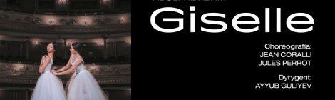Klasyczny balet w pięknej odsłonie (Giselle)